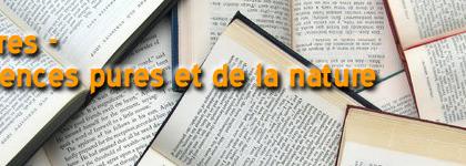 Livres - Sciences humaines & sociales