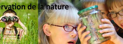 Nature - observation et identification