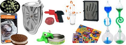 Science gifts and gadgets