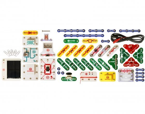Expansion Snap Circuits Du Sc 100 Au Sc 750 Funique