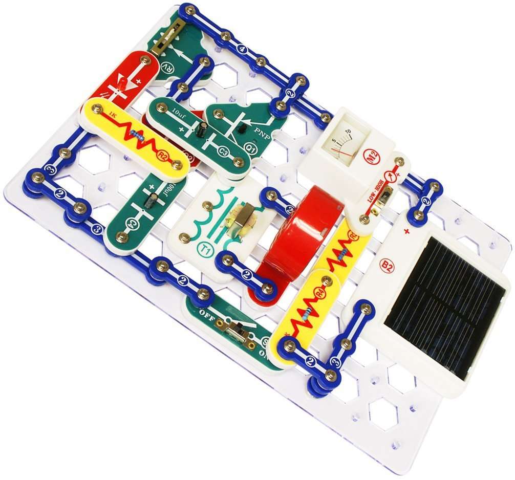 Snap Circuits Training Program 750 Funique Science Games Kits Elenco Sc750r Student Is Basically An