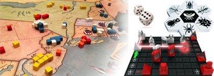 Jeux de société et de stratégie