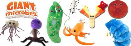 Giant Microbes Collection