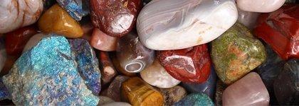 Collections de roches & minéraux