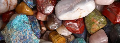 Rocks and mineral kits