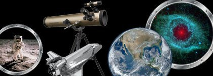 Astronomy and geography gifts