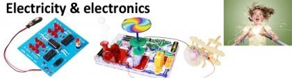 Electricity & electronics toys and games