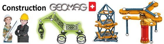 Geomag - Magnetic Constructions