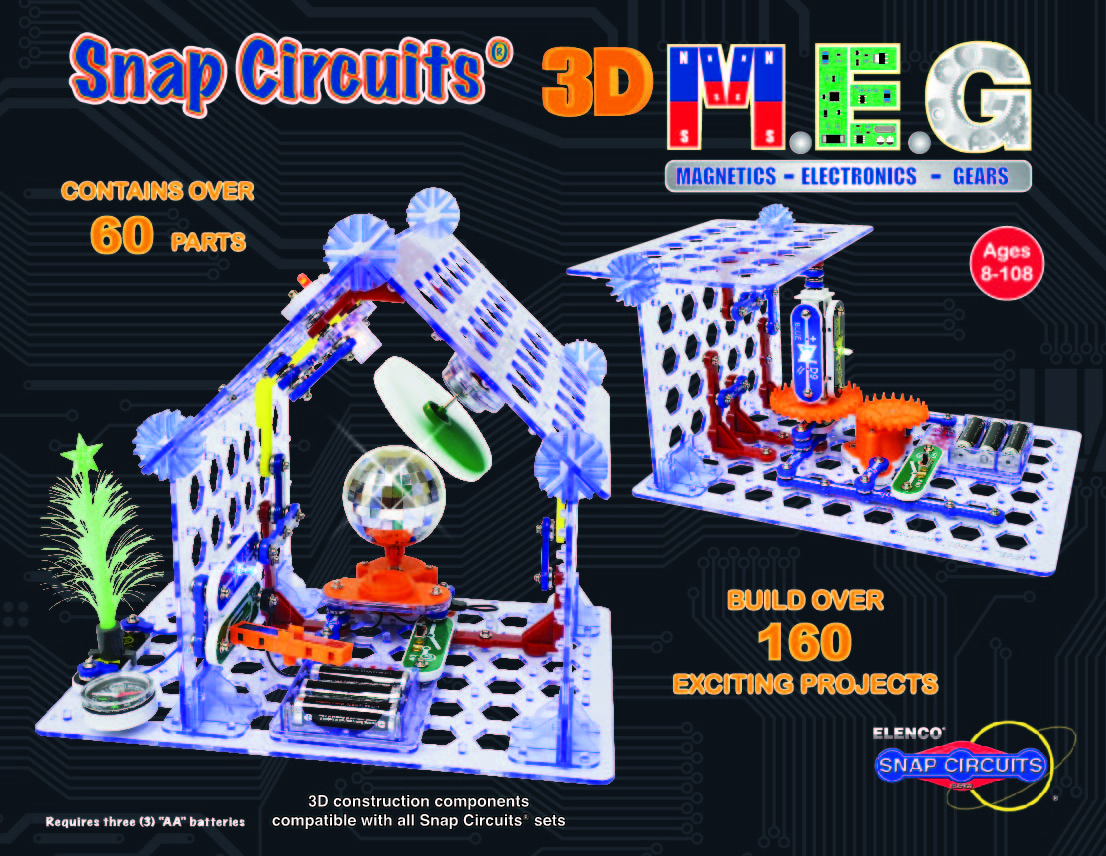 Snap Circuits Electricity Kits Buy Online Elenco Green Alternative Energy Kit At Low