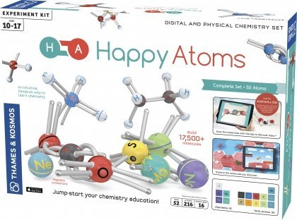 Chemistry and experiments kits science kits online store happy atoms molecule set solutioingenieria Gallery