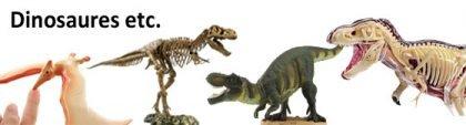 Paleontology - Dinosaurs, etc.